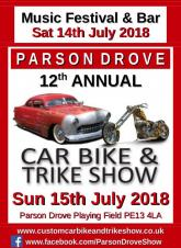Parson Drove Vehicle and Music Fest