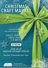 🎅🎄❄️☃️ Christmas Craft Market at the Hudson