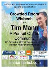 Crowded Room Wisbech - A Celebration of the Community