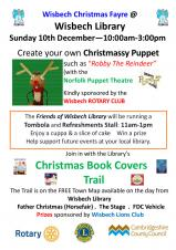 Wisbech Library Christmas Activity