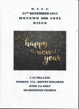 🥂🍾🎊🕛 WTFC New Year's Party