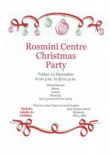 🎅🎄❄️☃️ Rosmini Centre Christmas Party