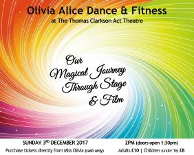 🎅🎄❄️☃️ Winter show - Our magical journey through stage & film