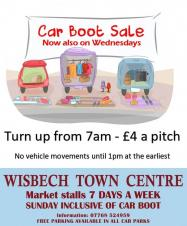 Wisbech Market and Car Boot