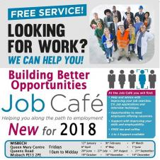 Job Cafe  FREE job search support