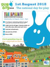 Play Day 2018 at The Spinney