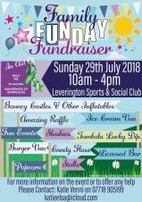 Family Funday Fundraiser
