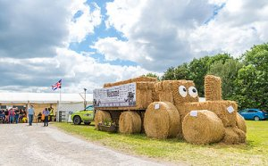 Open Farm and Vintage Weekend