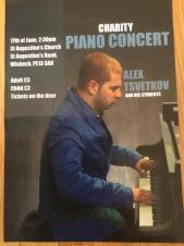 Charity Piano Concert