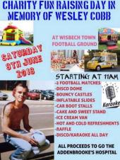 Fun Day in aid of Addenbrooke's Hospital