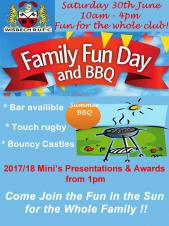 Family Fun Day at Wisbech Rugby Club