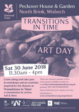 Transitions in Time Art Day