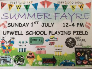Upwell Summer Fayre