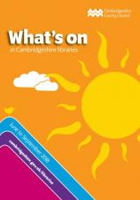 Children's Summer Activities at Wisbech Library