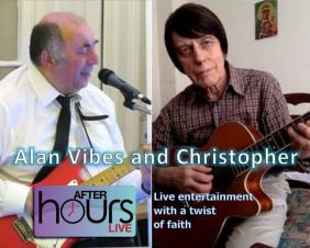 After Hours Live - Alan Vibes & Christopher
