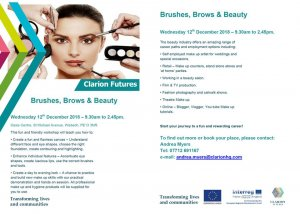 Brushes, Brows & Beauty