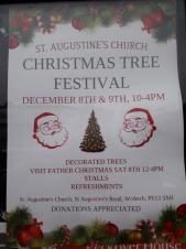 🎄 St Augustine's Christmas Tree Festival 🎄