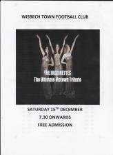 Fascinettes - Ultimate Motown Tribute