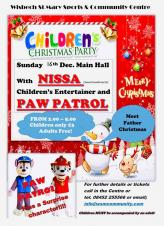 🎄🎅⛄️ Children's Christmas Party