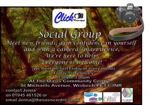 Click Therapy Social Group📷