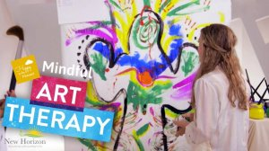 MINDFUL ART THERAPY day workshop