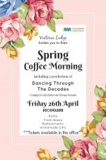 Victoria Lodge Spring Coffee Morning