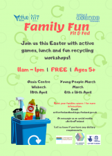 Fit & Fed Easter Holiday Family Fun!
