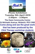 Click Therapy Photo Exhibition