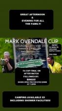Mark Ovendale Cup