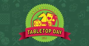 International Tabletop Day at the Luxe Cinema