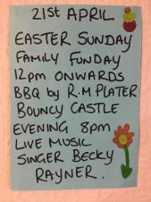 Easter Sunday Family Funday at the Locomotive
