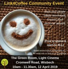 Link4Coffee community event