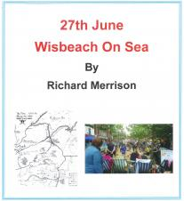Wisbech Library: Engage in the morning - Wisbeach On Sea
