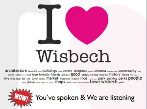 I ❤️ Wisbech - consultation results and workshops