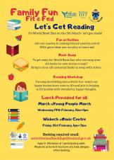 Let's Get Reading - March