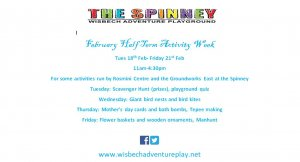 Half Term Activities Week at The Spinney