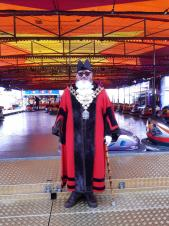 Wisbech Mayor attends traditional opening ceremony of the Mart