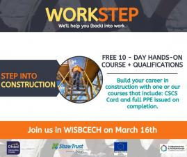 10 day course in Wisbech: Gain a CSCS Card