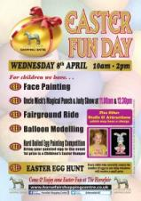 It Will Be A Traditional Easter At The Horsefair