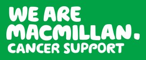 We are Macmillan Cancer Support in the Market Place