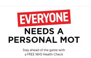 Everyone Health Checks in Wisbech Market Place