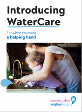 WaterCare from Anglian Water