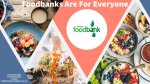 Foodbanks Are For Everyone