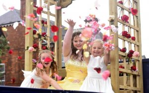 Wisbech Rose Fair - float parade