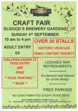 Elgood's Brewery Craft and Plant Fair