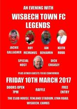 Legends of Wisbech Town FC
