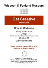 Get Creative at Wisbech Museum