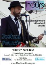 After Hours Live - Joshua Francis