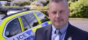 Public meeting with Jason Ablewhite, Police Crime Commissioner