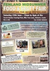 Fenland Midsummer Food & Craft Fair